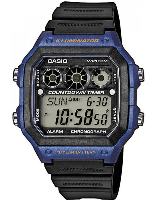 Часы Casio Collection AE-1300WH-2AER